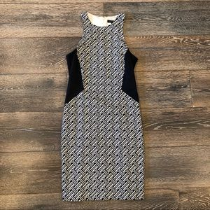 Banana Republic navy dress-great for work!!